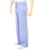 Knitted Silk Mix Pyjama Trousers